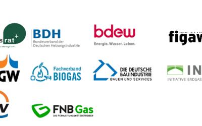 Verbändeerklärung der Gas-, Heizungs- und Bauwirtschaft zur gat 2016