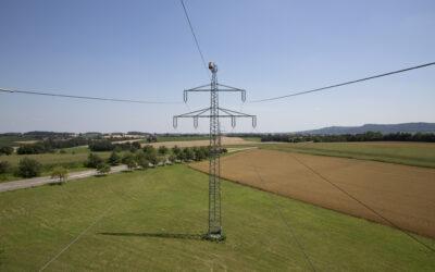 Faszination Energie: Wartungsarbeiten am Netz