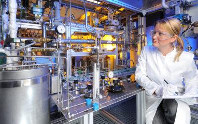 Faszination Energie: Wasserstofferzeugung am Institut für Technische Thermodynamik