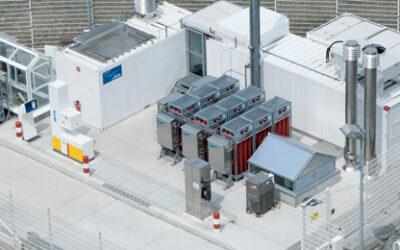 Faszination Energie: Wasserstoff-Tankstelle