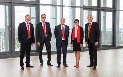 Dr. Meike Schäffler und Torsten Jagdt neu im Vorstand der Westfalen AG