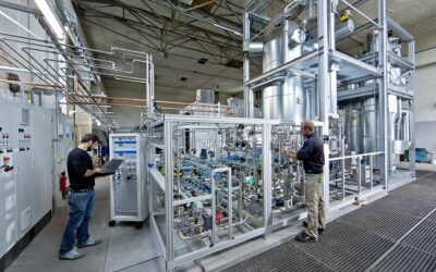 Im Profil: Zentrum für Sonnenenergie- und Wasserstoff-Forschung Baden Württemberg (ZSW)