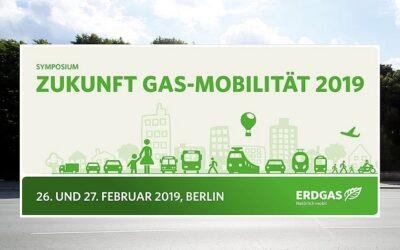 Zukunft Gas-Mobilität 2019