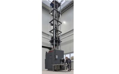 Aus der Praxis: Fallgewichtsversuche für Rohrleitungsmaterial mit 120.000 Joule Fallenergie