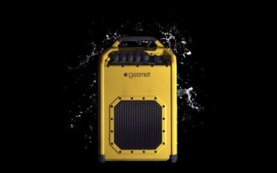 Kleinstes tragbares Multigas-Analysegerät Gasmet GT5000 Terra