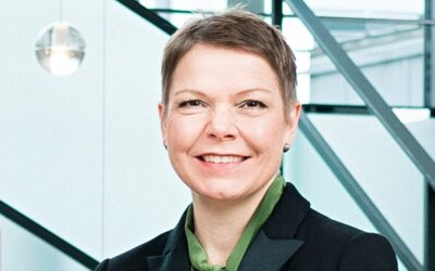 Antje Kanngiesser wird neue CEO von Alpiq