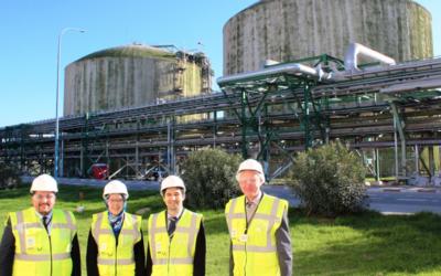 Fraunhofer unterstützt deutsch-marokkanische Wasserstoff-Initiative