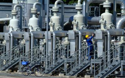 Faszination Energie: Größter Erdgasspeicher Westeuropas