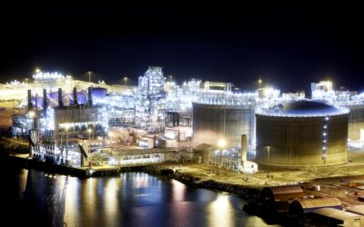 Faszination Energie: LNG-Anlage mit Automatisierungstechnik von ABB