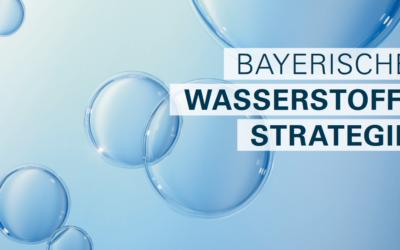 Bayern stellt eigene Wasserstoffstrategie vor