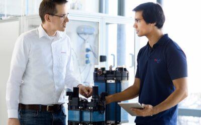 ElringKlinger und Plastic Omnium schließen sich in der Brennstoffzellentechnologie zusammen