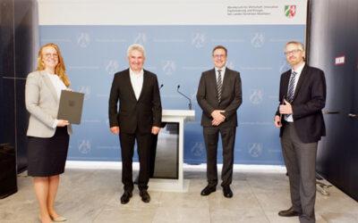 IN4climate.NRW fördert zwei neue Projekte zum Klimaschutz in der Industrie