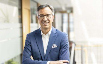 Prof. Dr. Markus Hölzle ist neues ZSW-Vorstandsmitglied