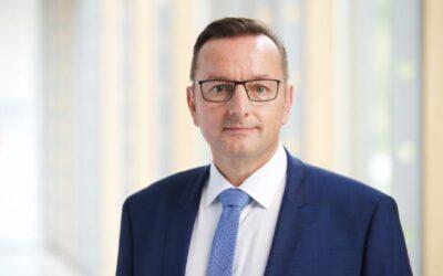 Ralph Bahke rückt ins Board der GIE Gas Infrastructure Europe