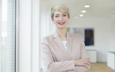 Kaufmännischer Vorstand Alexandra Ernst verlässt DVGW