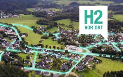 """33 Gasverteilnetzbetreiber präsentieren Grundsatzpapier """"H2vorOrt"""""""