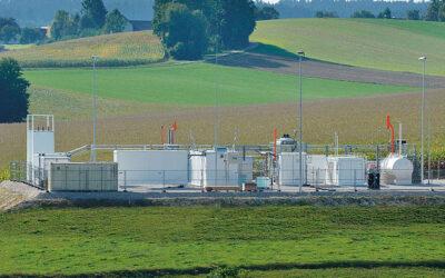 Erneuerbares Erdgas aus Sonne und Wasser erzeugt in 1.000 m Tiefe
