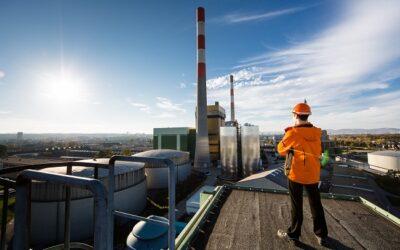 Faszination Energie: Hochdruck-Wärmespeicher Simmering