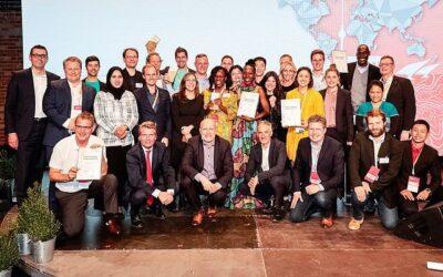 Start-ups im Fokus auf World Energy Congress