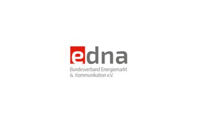 edna plädiert für digitale E-world 2021