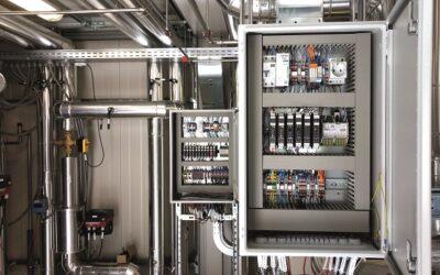 Modulares MSR-Komplettpaket für die energetische Gebäudesanierung
