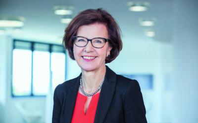 Marie-Luise Wolff ist neue BDEW-Präsidentin