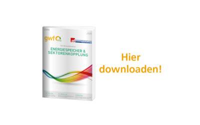"""Sonderpublikation """"Energiespeicher & Sektorenkopplung"""", Nr. 2"""