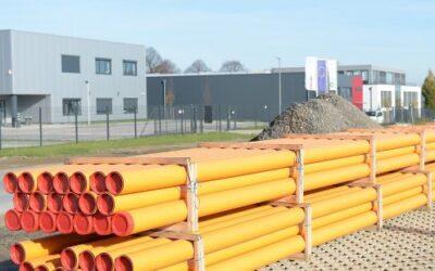 Einmaliges Projekt: Bestehende Erdgasleitung wird auf 100 % Wasserstoff umgestellt