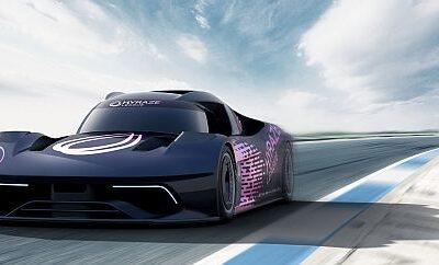 HYRAZE League: Wasserstofftechnologien im Motorsport