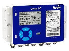 Mengenumwerter  Corus SC bietet Encoder-Schnittstelle