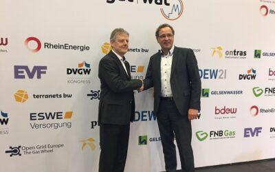 DVGW und VST koordinieren Aktivitäten für sichere Versorgungsleitungen