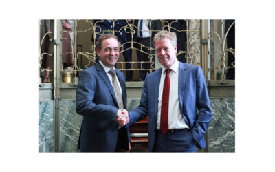 Gerald Linke neuer Marcogaz-Präsident