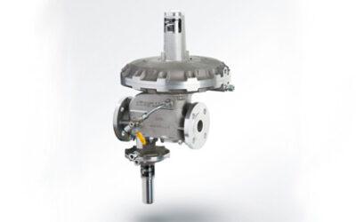 Gas- Druckregeltechnik regelt Anwendungen bis 16 bar