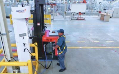Messer ist Projektpartner beim Ausbau von Power-to-Gas-Anlage