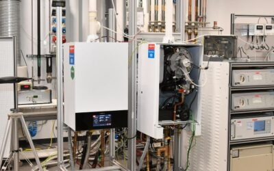 Viessmann entwickelt komplettes Portfolio für Wasserstoff-Brennwertgeräte