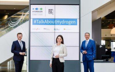 NürnbergMesse investiert in hybrides Wasserstoff-Kraftwerk