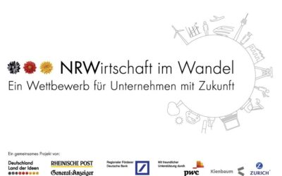 """Wystrach gewinnt beim Wettbewerb """"NRW – Wirtschaft im Wandel"""" für mobile Wasserstofftankstelle"""