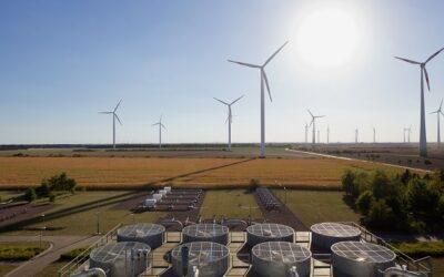 Faszination Energie: Gaskühlung an der Verdichterstation Bobbau