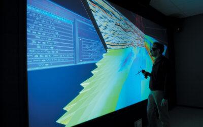 Faszination Energie: Seismik Visualisierung im 3D-Raum