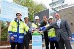 RWE erzeugt Strom durch Druck aus dem Gasnetz