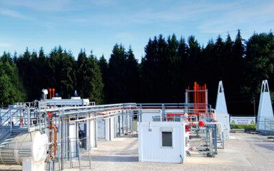 Forschungsprojekt zur unterirdischen Speicherung von Wind- und Sonnenenergie eingeweiht