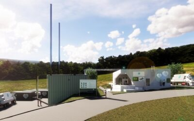 H2ORIZON – neue Anlage für regenerative Wasserstofferzeugung