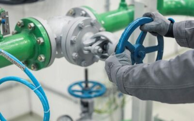 Milder Winter schont gespeicherte Gasvorräte