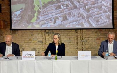 EUREF-Campus wird zum zweiten dena-Standort in Berlin