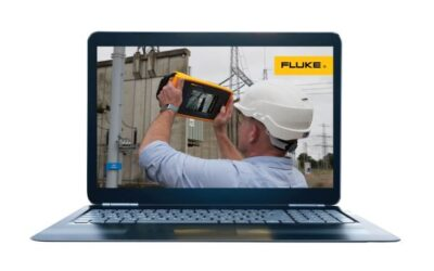 Webinar ii910 am 26.11.2020: Introducing NEW Fluke II910 Precision Acoustic Imager