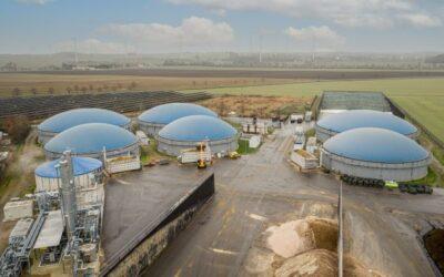 VNG-Tochter Balance Erneuerbare Energien erwirbt erste Biogasanlage in Thüringen