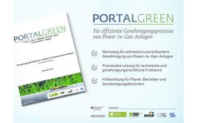 """Forschungsprojekt """"Portal Green"""" veröffentlicht Leitfaden für Power-to-Gas-Anlagen"""