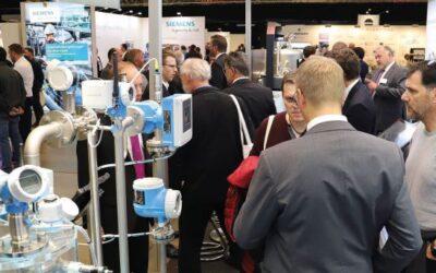 Meorga MSR-Spezialmessen für Prozess- und Fabrikautomation 2021