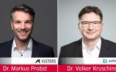 Kisters AG und Schleupen AG kooperieren für eine fristgerechte Umsetzung beim Redispatch 2.0