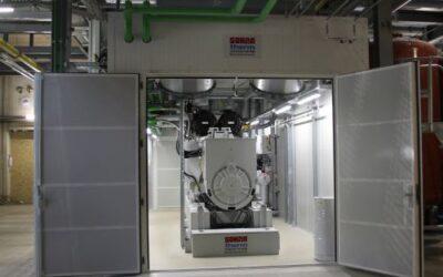 Kraftwerk Hermsdorf wird auf Erdgas umgestellt